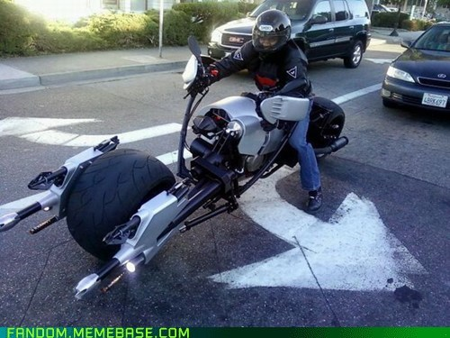 batman It Came From the Interwebz motorcycle - 5603542016