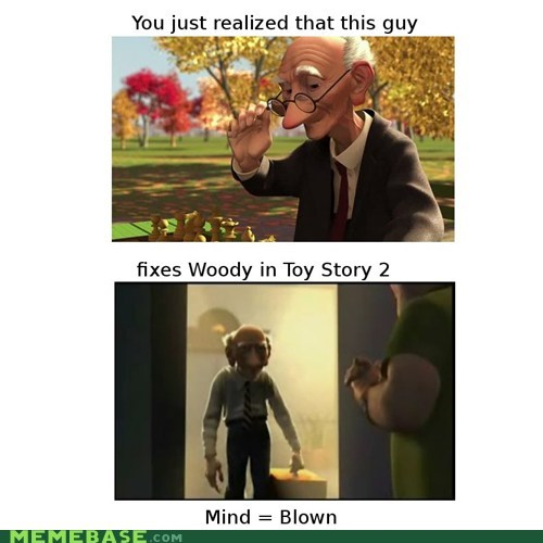 actor cgi Memes Movie old man pixar up - 5604157184