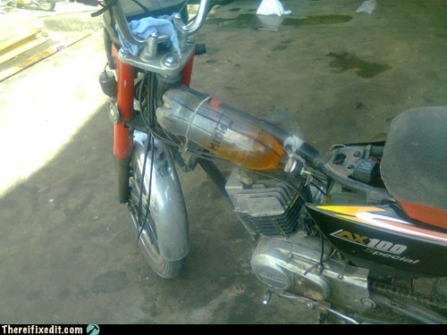 bottle gas tank gasoline motorbike motorcycle