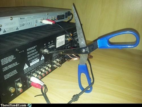 antenna radio scissors - 5604697600