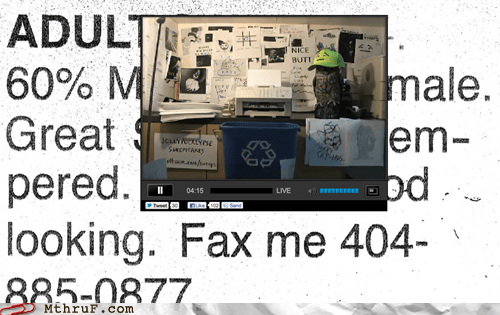 adult swim fax machines Fax Me obsolete technology - 5604734464