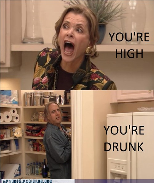 arrested development,drunk,high,perfect match