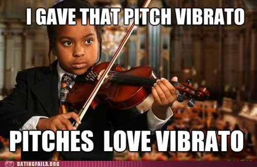 bad word love Music pitches violin