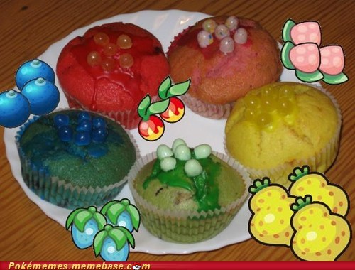 food IRL omnom poffins yummy - 5605586176
