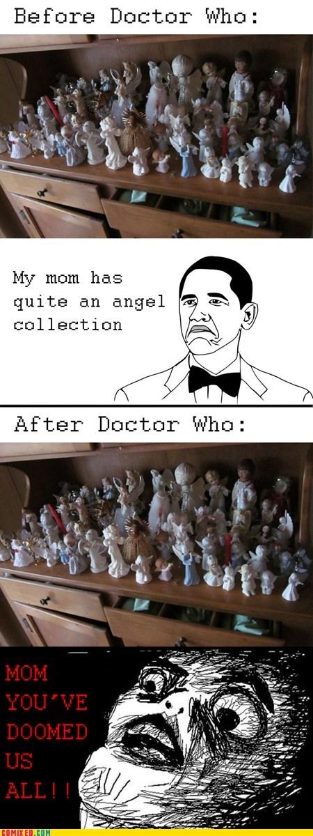 angels best of week doctor who doomed TV - 5605766144