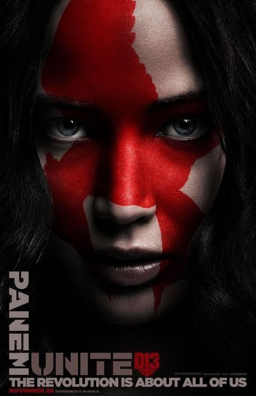 movie posters hunger games - 560645