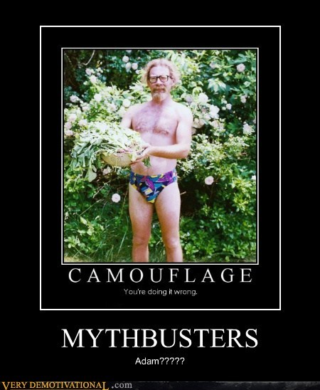Adam,hilarious,mythbusters,Speedos,wtf