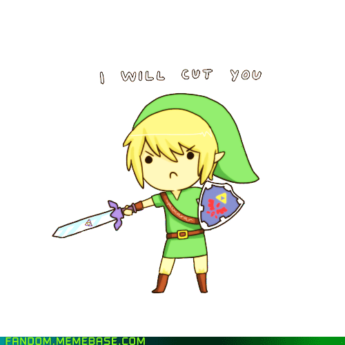 Fan Art legend of zelda link video games - 5607924992