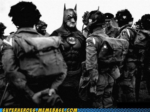 batman commander soldiers Superhero IRL - 5608016128