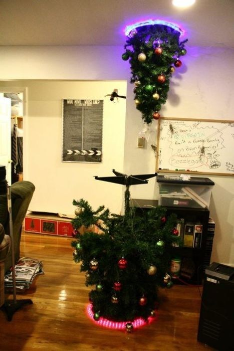 christmas,christmas tree,Fan Art,Portal