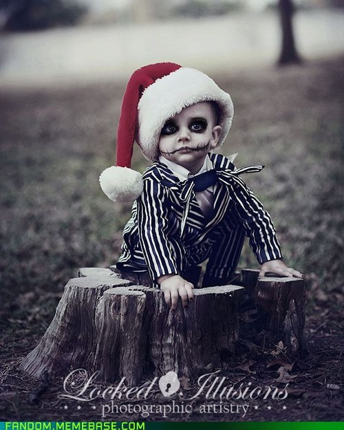 best of week,cosplay,cute,jack skellington,kids,the nightmare before christmas