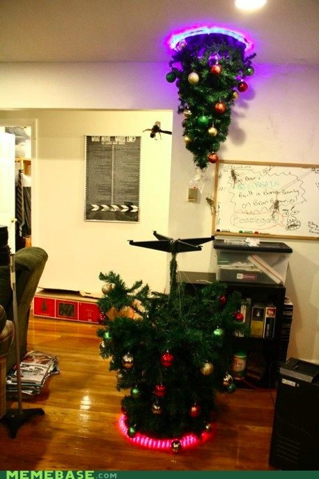 awesome,Memes,ornaments,Portal,tree,video games,Xmas