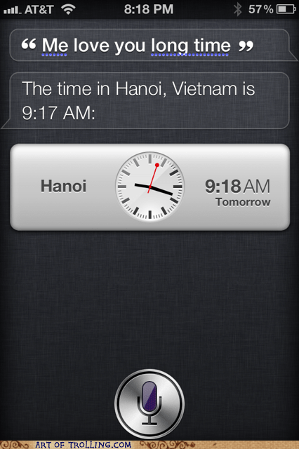What happens in Hanoi...