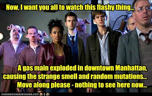 andrew garfield David Tennant doctor who flashy freema agyemen martha jones memory MIB pig the doctor - 5612086784