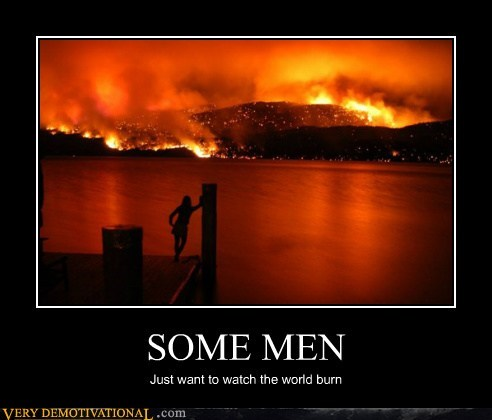 burn hilarious men world - 5614225408
