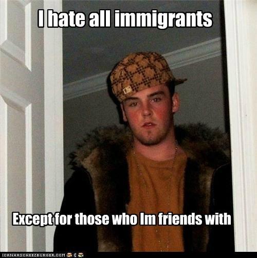 friend immigrant scumbag brain wtf - 5614589440