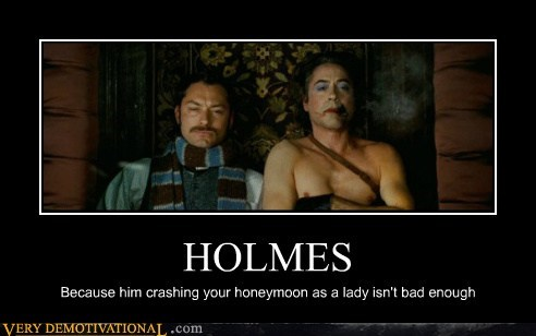 hilarious,jude law,robert downy jr,sherlock holmes
