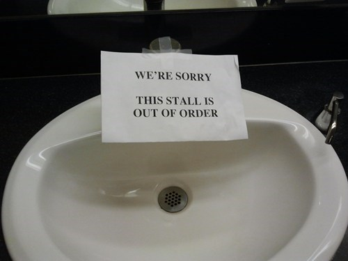 dont-poop-in-the-sink,stall out of order,youre-an-animal