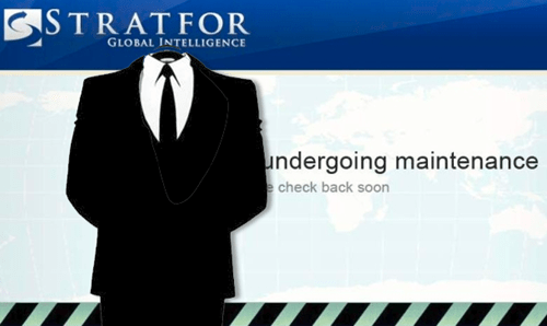anonymous hack Nerd News security stratfor Tech