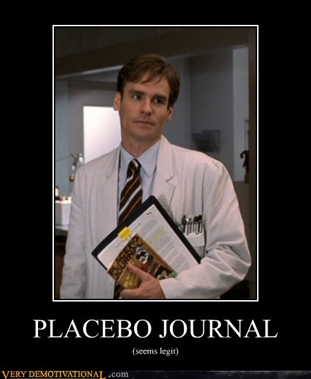 PLACEBO JOURNAL (seems legit)