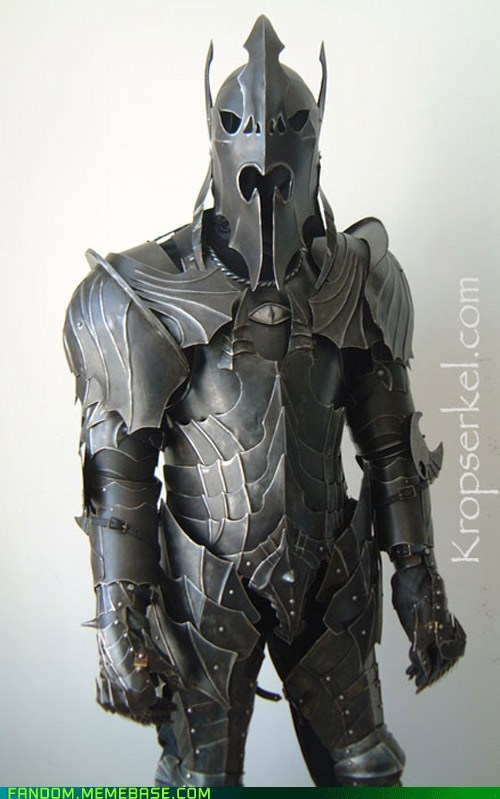 armor,best of week,cosplay,fandom,Lord of the Rings,Memes,Nazgul