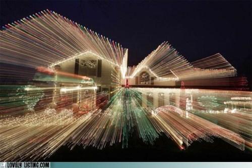 awesome christmas crazy lights - 5618164736