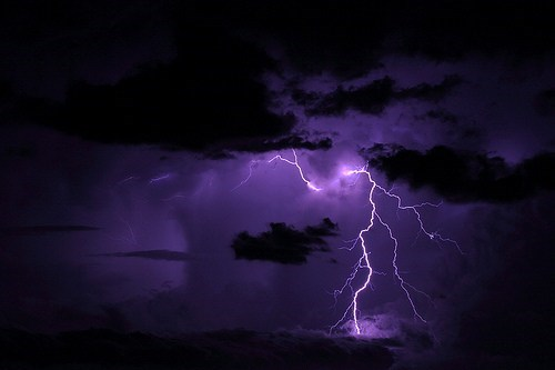 black clouds getaways lightning night night photography purple storm thunderstorm unknown location - 5618313984