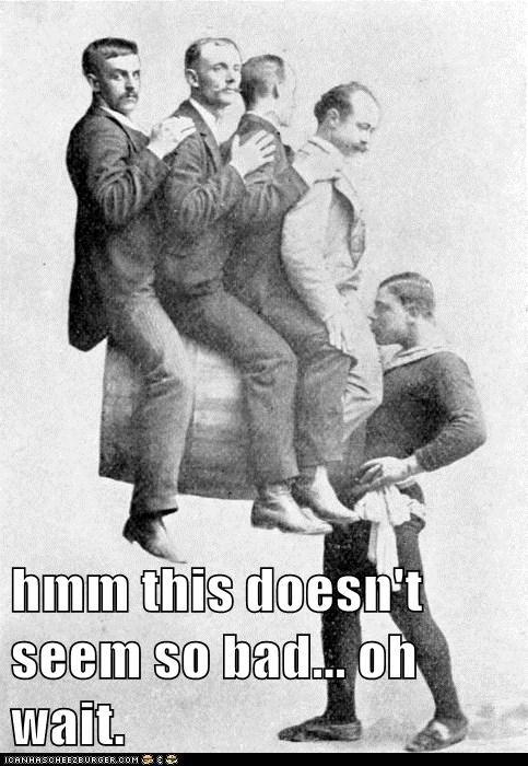 historic lols barrel guy lifting a barrel old black and white - 5618531328
