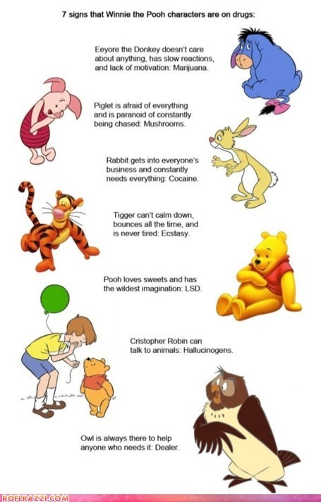 animation funny Hall of Fame winnie the pooh - 5618600448