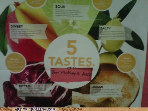 gross IRL tastes your mom - 5619265024