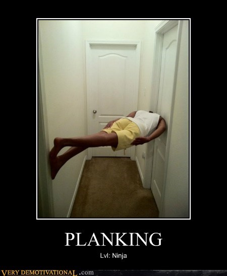 hovering Planking Pure Awesome wtf