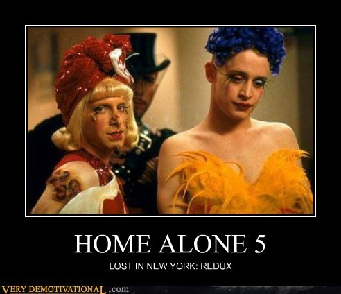 HOME ALONE 5 LOST IN NEW YORK: REDUX