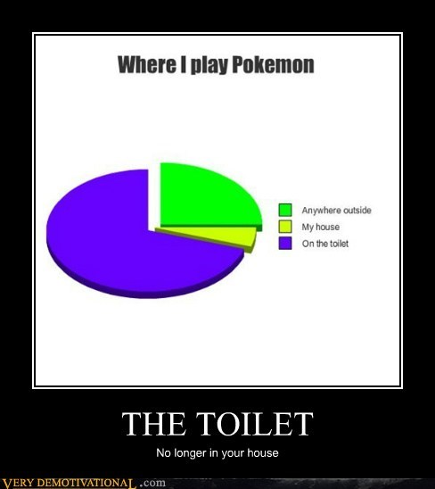 graph hilarious house Pokémon toilet