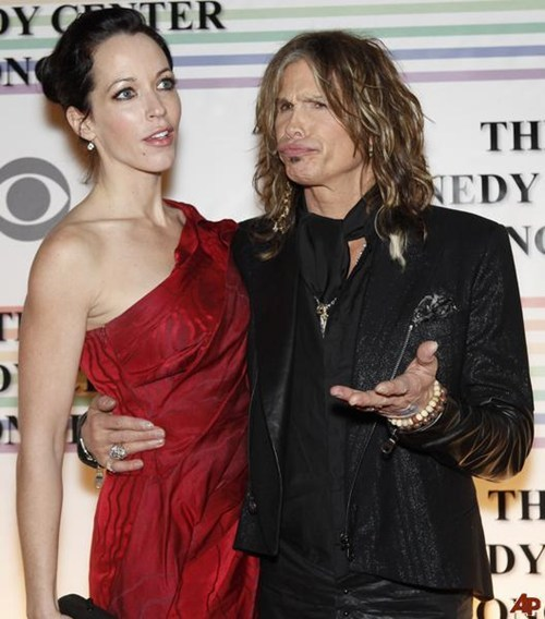 Aerosmith erin brady steven tyler TMZ wedding