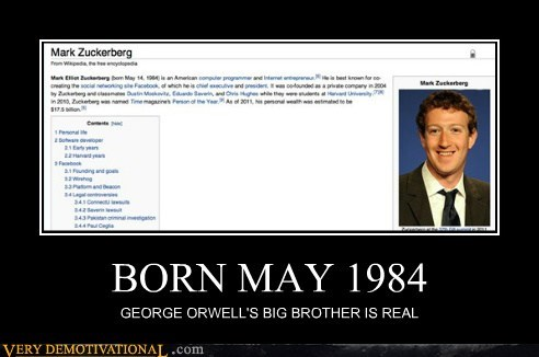 big brother facebook hilarious Mark Zuckerberg wtf - 5620746496