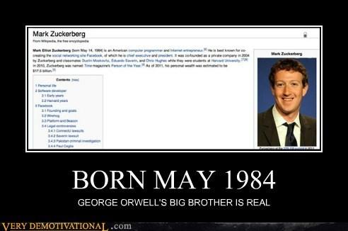 big brother facebook hilarious Mark Zuckerberg wtf - 5620746496