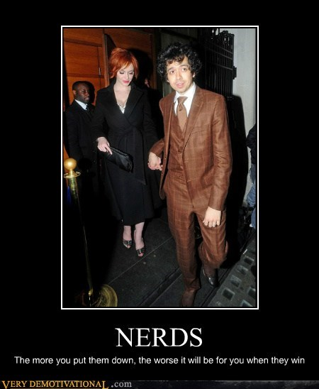 hilarious nerds Sexy Ladies win - 5620780544