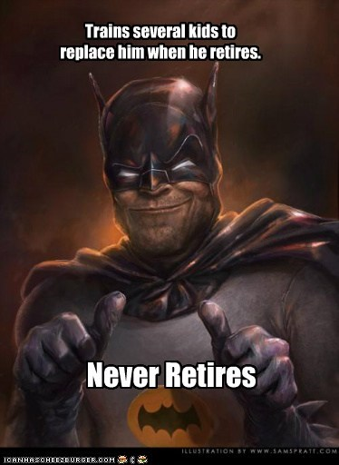 batman,kids,retire,robin,Super-Lols