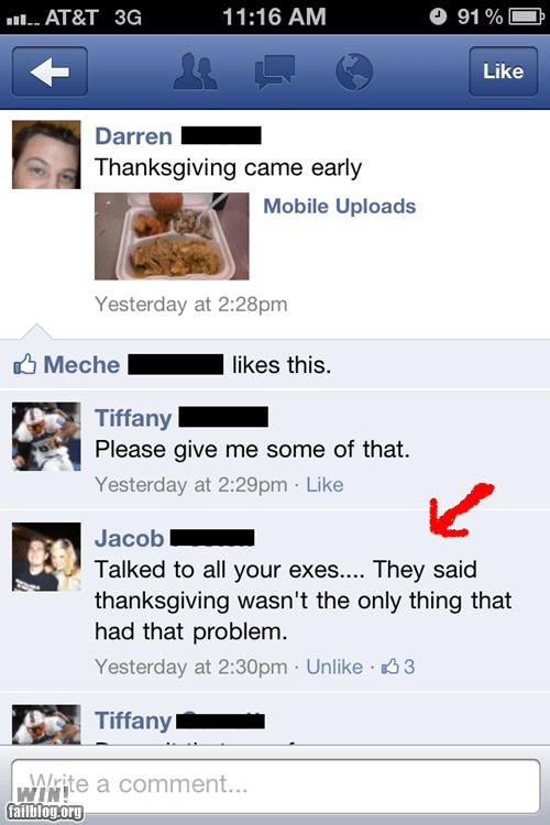 facebook food sex thanksgiving - 5620916992