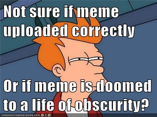 doomed,fry,obscure,upload