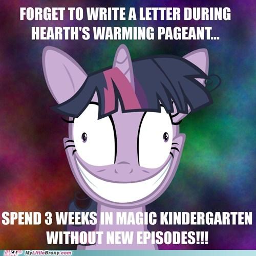 best of week hearths-warming-eve holiday delay magic kindergarten meme real reason - 5621263872