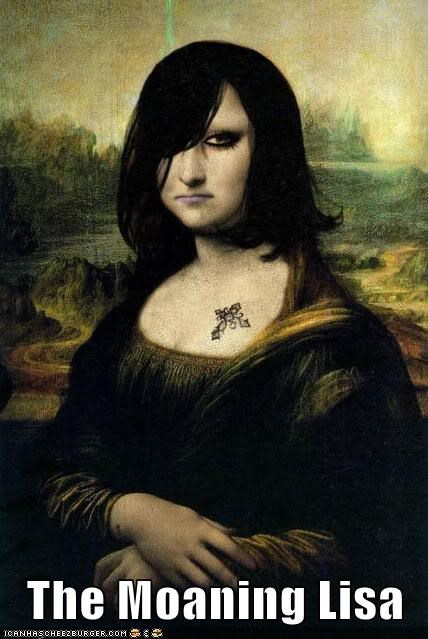 The Moaning Lisa