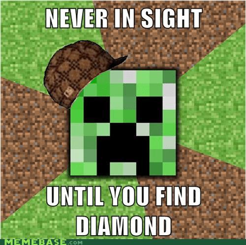 creeper Memes minecraft scumbag hat video games - 5621491968