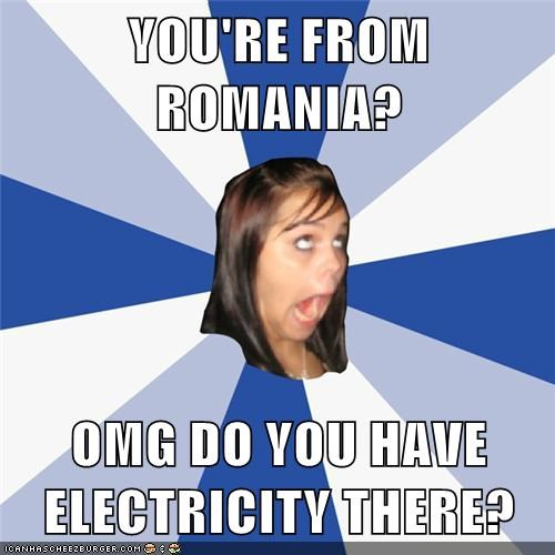 annoying facebook girl,facebook,horrible,romania,yikes