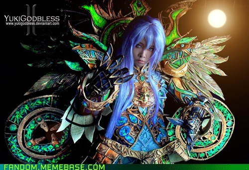 beleth cosplay lineage ii mmorpg video games - 5621882880