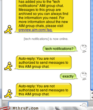 group chat not helpful notifications tech help - 5622554624