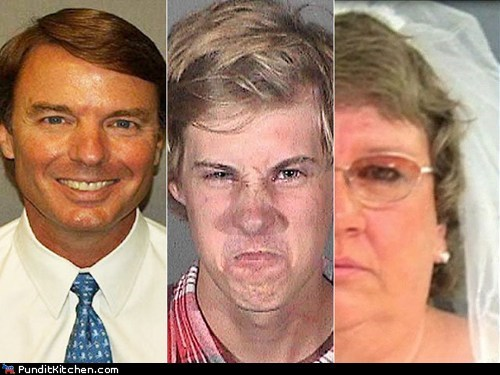 2011,around the interwebs,John Edwards,mugshots,the fw