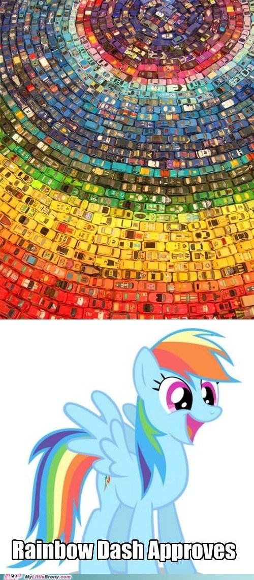 20 Percent Cooler rainbow dash toy cars toys - 5622937600