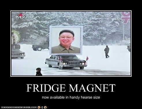 North Korea political pictures kim jong-il - 5623229696