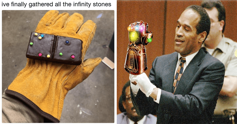 Funny infinity gauntlet memes, thanos memes, avengers memes, marvel memes.